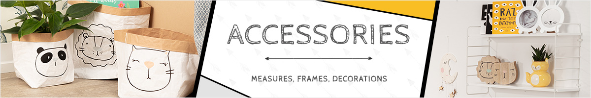 Accessories and decors